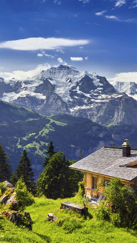 Wallpaper Switzerland, 5k, 4k wallpaper, 8k, mountains ...