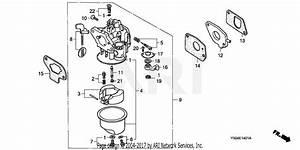 Honda Wb15 C  B Water Pump  Jpn  Vin  G100