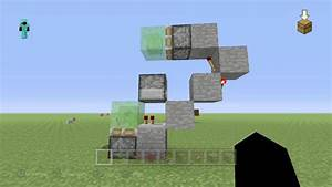 How To Make A Quick And Simple Slime Block TNT Cannon