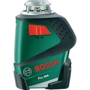 niveau laser bosch pll 360 niveau laser 224 lignes rotatif bosch pll 360
