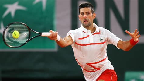 French Open 2020: Novak Djokovic starts with emphatic ...