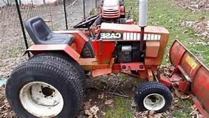 Case 444 Garden Tractor Attachments