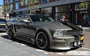 Ford Mustang GT 500C Cervini - 5 May 2016 - Autogespot