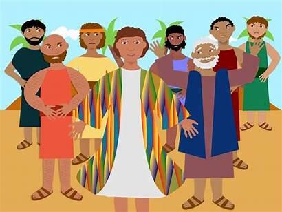 Joseph Story Stories Brothers Bible His Genesis