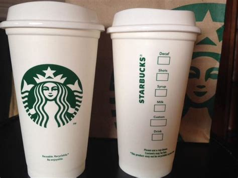 4 Starbucks Reusable Coffee Cup Plastic 16 Oz Tumbler Mug Intelligentsia Coffee At Whole Foods Hot Keg Kiss Yeti Mug Amazon Type For Sore Throat Austin Pink
