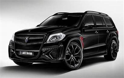 Mercedes Benz Gl Crystal Larte Wallpapers Cars