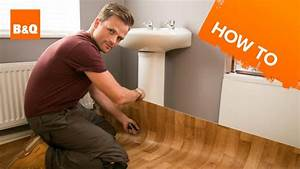 Floor flooring lowes linoleum roll home depot tile vinyl for How to install linoleum floor in bathroom