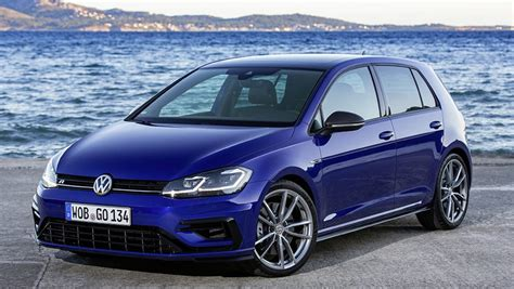 Volkswagen Golf R 2018 Special Edition Unveiled