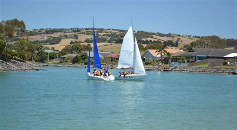 Boat R Victor Harbour by Victor Harbor Aquatics Centre