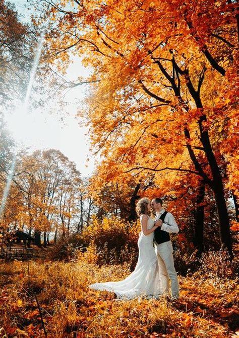 15 Outdoor Fall Wedding Tips And 68 Examples Happyweddcom