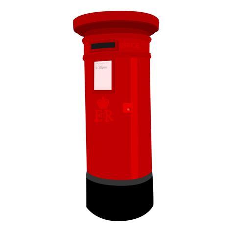 Box Clip Post Box Clipart Clipground