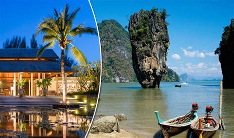 the ultimate bond experience in thailand holidays travel express co uk