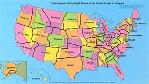 What Would The United States Look Like If