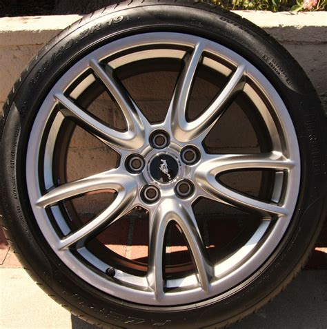 ford mustang rims and tires for brembo brake package wheels and tires for brand