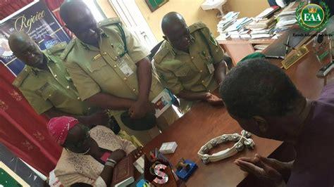 Pastor enoch adeboye, general overseer, rccg, nigeria. Pastor E.A Adeboye Visits Kirikiri Maximum Prisons In ...