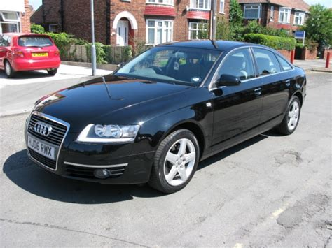Audi A6 2 7 Tdi Technical Details History Photos On