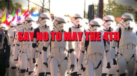 May the 4th not be with you. #starwars #may4th | Star wars ...