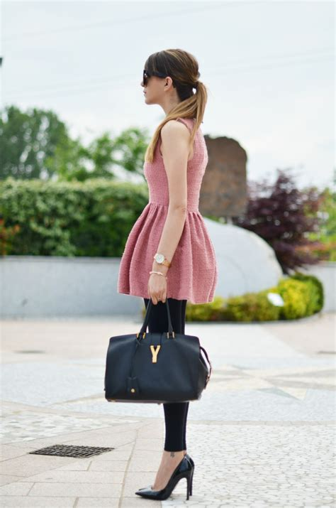 OUTFIT OF THE DAY - ELEGANT CHIC - fashion blog outfit 2013