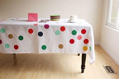 ice cream table cloth 25 diys for an unforgettable ice cream social