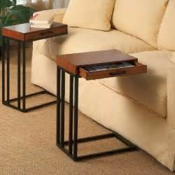 Sofa Snack Table Walmart by Couch Table Slide Under Couch Table