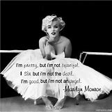 Quotes From Marilyn Monroe About Beauty | 604 x 604 jpeg 52kB