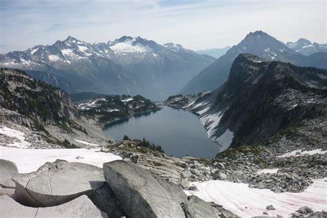 hidden lake peak  mountaineers