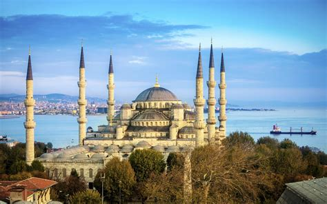 Blue Mosque Wallpaper by Sultan Ahmet Mosque The Blue Mosque Istanbul Hd