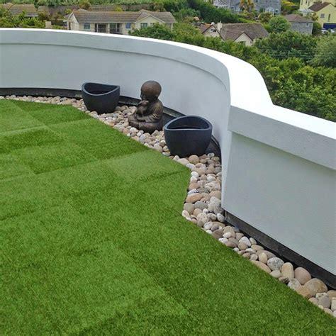 grassflex artificial grass interlocking rubber safety