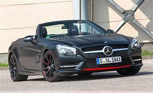 Mille Étoiles Mercedes : 2016 mercedes benz sl550 mille miglia 417 first drive review car and driver ~ Dallasstarsshop.com Idées de Décoration