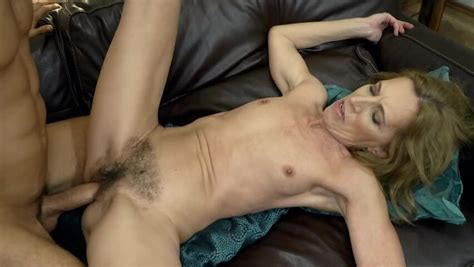 Beautiful Granny Has Fantastic Sex With Athletic Beau On