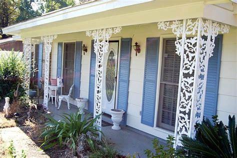 Decorative Front Porch Columns - 27 best wrought iron porches and trim images on