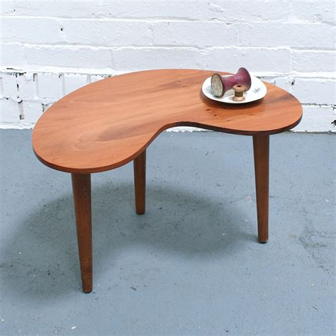 retro kidney shaped coffee table 1000 images about kidney shape tables on pinterest tile