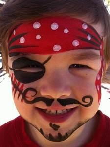 Maquillage Pirate Halloween : maquillage enfant pirate maquillage enfants pinterest ~ Nature-et-papiers.com Idées de Décoration
