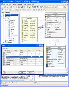 Microolap Database Designer For Mysql  Powerful Gui Tool For Visual Database Developement