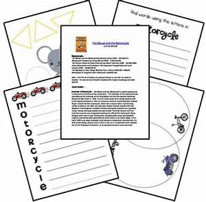 The Mouse and the Motorcycle ~ Free Printables | Great ...