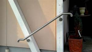 Handlauf Für Treppe : handlauf f r eine kleine treppe aus edelstahl ~ Markanthonyermac.com Haus und Dekorationen