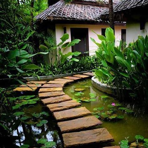 pavimentos  jardin decoracion
