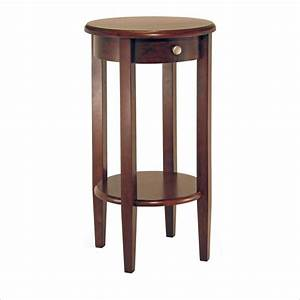 Concord Round Tall End Table - 94220
