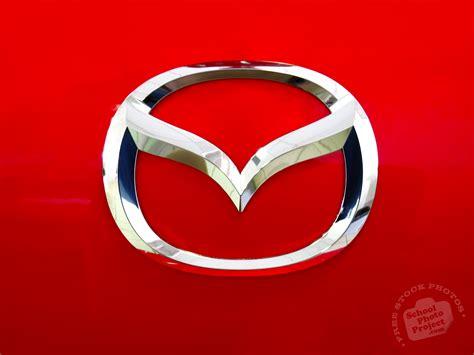logo de mazda free mazda logo red mazda emblem brand famous car