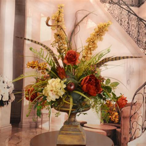 Floral Home Decor Large Silk Flower Arrangement With