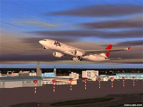 fs   japan airlines  surclaro
