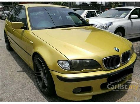 325i Bmw 2002 by Bmw 325i 2002 2 5 In Kuala Lumpur Manual Sedan Gold For Rm