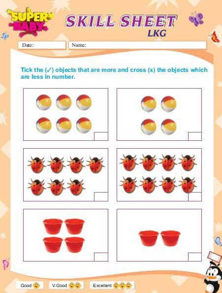 maths worksheets for ukg cbse pdf pumpkin picture