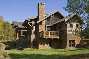 Western Ranch Style Homes Ideas by Rustic House Design In Western Style Ontario Residence