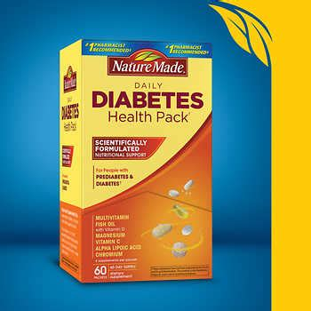 nature  diabetes health pack  packets