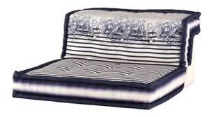canap 233 modulable en tissu mah jong couture by roche bobois