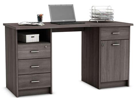 table bureau conforama bureau 135 cm chãªne