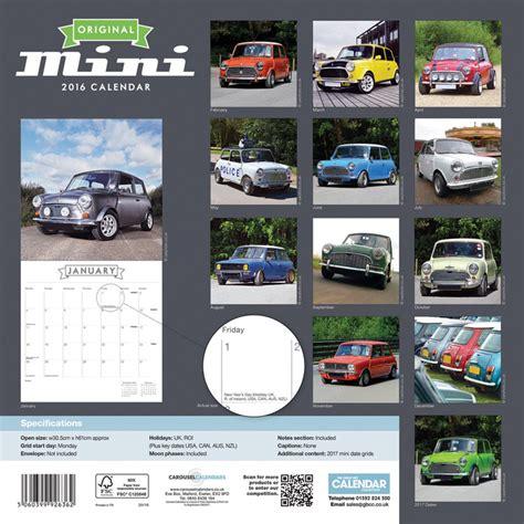 calendario original mini europostersit