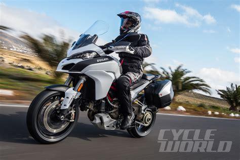 BEST TOURING BIKE: DUCATI MULTISTRADA 1200 S - ThrottleQuest