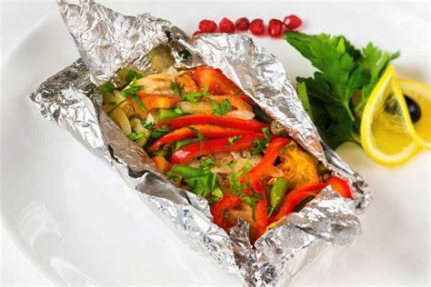 poisson en papillote la recette gourmande marecettech